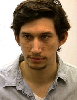 Adam Driver as Kylo Ren
