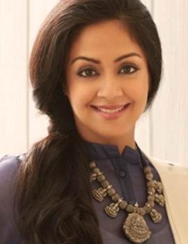 Jyothika as Naachiyaar IPS