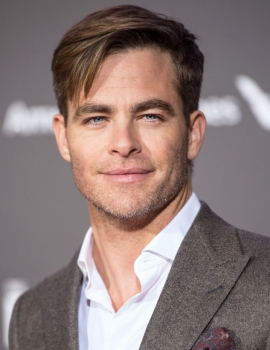 Chris Pine as Dr. Alex Murry